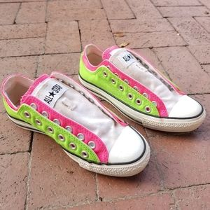 CONVERSE Double Layer Low Top Sneakers